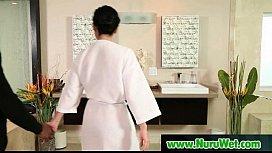 Nuru massage Sex with...