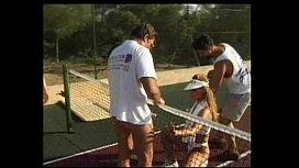 Tennis lessons...