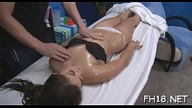 Massage with glad ending video xxx video