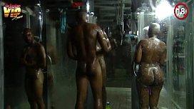 Big Brother Africa Shower...