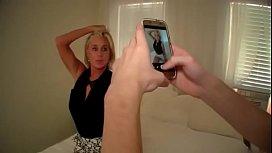 Photoshoot with Cougar Payton...