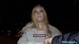 Public Agent Florane Russell...