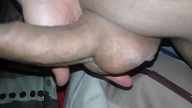 Agarrandome mi verga super caliente con falta de unad chupadas sabrosotas y bien hechas