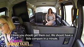 Female Fake Taxi Horny...