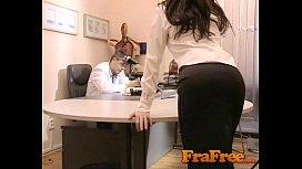 Secretary Judith Fox loves intense f ...