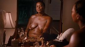 Queen Latifah Nude in Bessie
