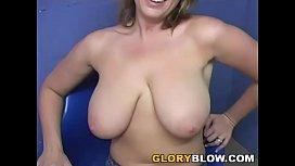 Busty MILF Lisa Sparxxx...