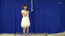 Subtitled Japanese Miki Sunohara...