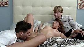 Latina Housewife Swinger Sex...