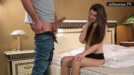 Defloration - A Professional Takes Mirellas Virginity