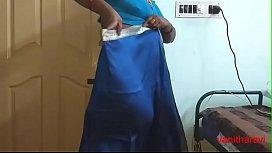 Desi Indian tamil aunty...