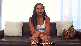 CastingCouch-X - Cute ebony...