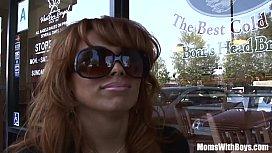 Ebony MILF Sienna West...