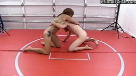 Nude Wrestling Supremacy - Ladies...