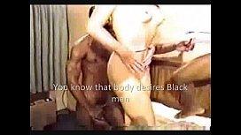 White girls love black...