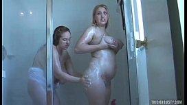 Two big tits girls...
