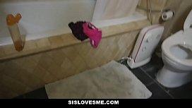 SisLovesMe - Horny Stepsis Needs...