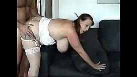 big titty bounce interracial
