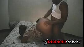 Huge thick Ebony ass...