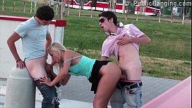 3 crazy teens have...