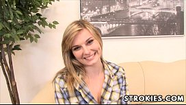 STROKIES Alice Nysm Handjob - johnny test porn