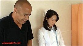 HD asian nurse get...