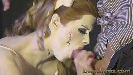 DaneJones Creepy haunted redhead...
