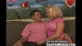 Η Μπρι Όλσον squirt