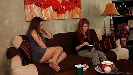 Amazing Lesbians Dani Daniels...