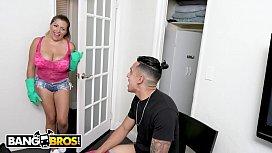 BANGBROS - Busty Latina Maid...