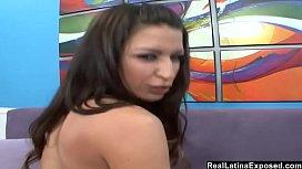 RealLatinaExposed - Foxy Latina Ann...