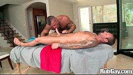 Rubgay Hunk Cock Massage...