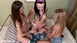 Titillating Trio by Sapphic...