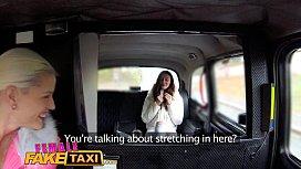 Female Fake Taxi Slim...