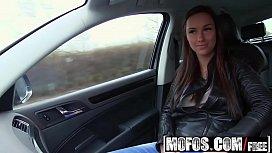 Mofos - Stranded Teens - Brunette...