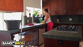 BANGBROS - Hot Latina Maid...