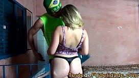 Putinha da favela fode...