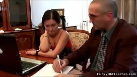 Tricky Old Teacher - Hot...