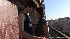 Casual teen Sex - Asian...