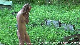 Tiny teen braces naked...