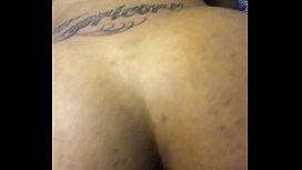 Bubble Butt Ebony Stripper...