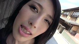 Beautiful horny japanese lady...
