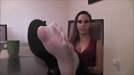 Feet JOI...