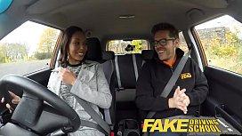 Fake Driving School nervous...