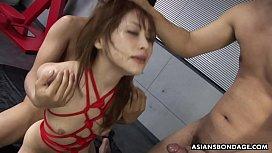 BDSM annihilation with three...