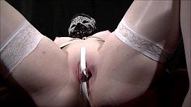Pissing panty kinky wife...