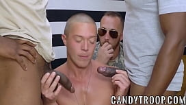 Army muscles BBC ramming...