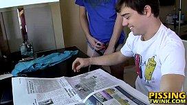 Zack and Tyler love...
