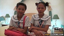 Two Asian Amateur Cuties...