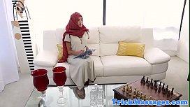 Muslim babe massaged before doggystyle rule34.xx